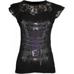 T-shirt Spiral - Waisted Corset - Femme