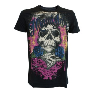 T-Shirt Miami Ink - Rose