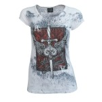 T-shirt Alchemy - Stigma - Femme