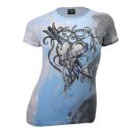 T-shirt Alchemy - Sacred Love - Femme