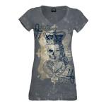 T-shirt Alchemy - Queen 17 - Femme
