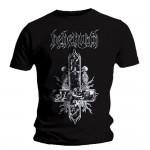 T-shirt Behemoth - Cross