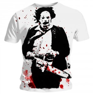 T-shirt Massacre à la Tronçonneuse - Leatherface Jumbo