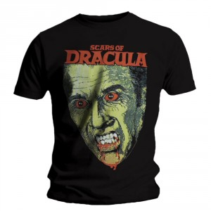 T-shirt Scars Of Dracula