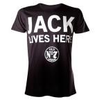 T-shirt Jack Daniel's - Jack Lives Here