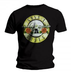 T-shirt Guns N Roses - Logo