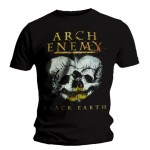 T-shirt Arch Enemy - Black Earth