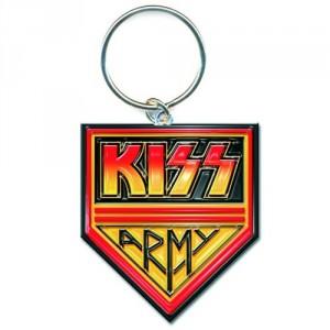 Porte-clé Kiss - Army