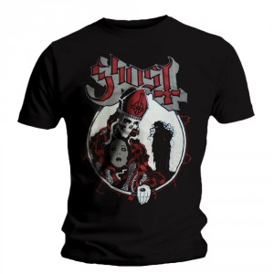 T-shirt Ghost - Red Possession