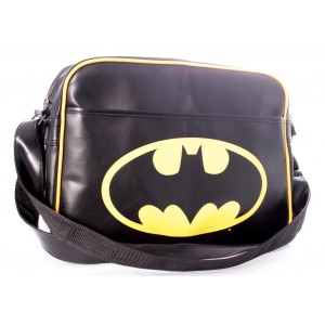 Sac Messenger Batman - Logo