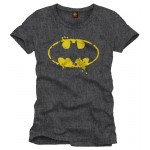 T-shirt Batman - Grunge Symbol