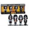 Figurines 4 Bobble Head Kiss