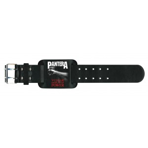 Bracelet cuir Pantera - Vulgar Display Of Power