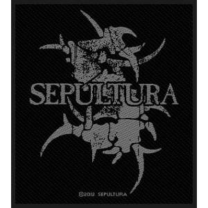 Patch Sepultura - Logo
