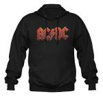 Sweat à Capuche AC/DC - Red Logo