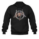 Sweat à Capuche Slayer - Pentagram