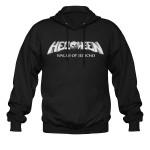 Sweat à Capuche Helloween - Walls Of Jericho