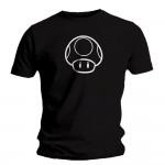 T-shirt Nintendo - Mushroom