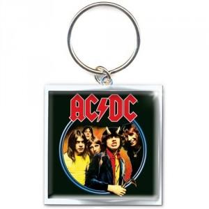 Porte-clé AC/DC - Highway