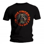 T-shirt Five Finger Death Punch - Seal of Ameth