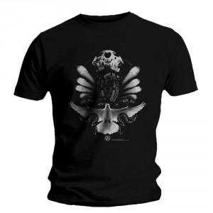 T-shirt Linkin Park - Python Wrap