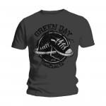 T-Shirt Green Day - Converse