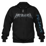 Sweat Zippé Metallica - Sad But True