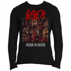 T-shirt Manches Longues Slayer - Reign in Blood
