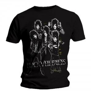 T-shirt Black Veil Brides - Shred