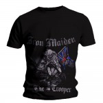 T-shirt Iron Maiden - Sketched Trooper