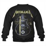 Sweat Metallica - Hetfield Iron Cross