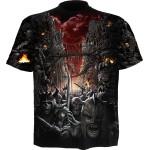 T-shirt Spiral - Devils Pathway Allover