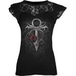 T-shirt Spiral - Vampire's Kiss - Femme