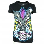T-shirt Cupcake Cult - Bam - Femme