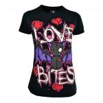 T-shirt Cupcake Cult - Love Bite - Femme