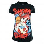 T-shirt Cupcake Cult - Mermaids Revenge - Femme