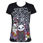 T-shirt Cupcake Cult - Voodoo 13 - Femme