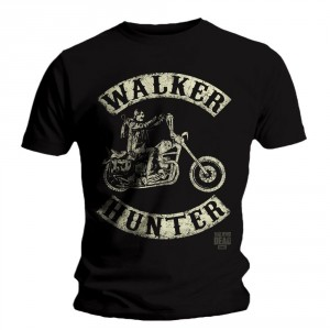 T-shirt The Walking Dead - Walker Hunter