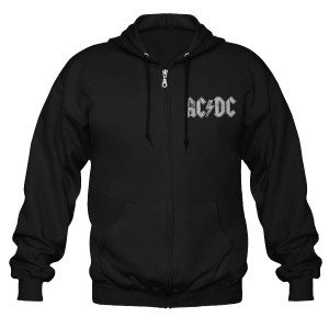 Sweat Zippé AC/DC - Dirty Deeds Duster