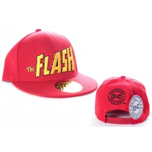Casquette Flash - Logo
