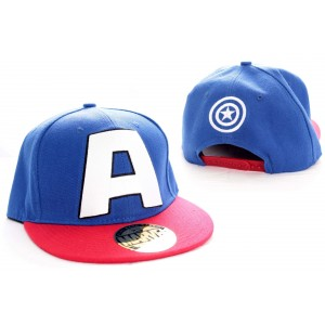Casquette Captain America - Big A