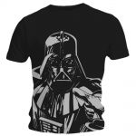 T-shirt Star Wars - Big Vador