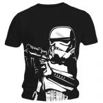 T-shirt Star Wars - Big Trooper
