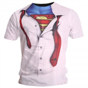 T-shirt Superman - Clark Kent