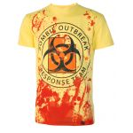 T-shirt Darkside - Zombie Response