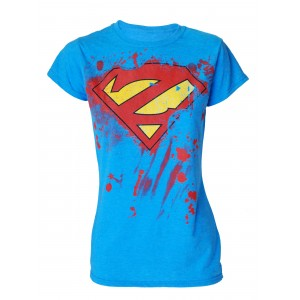 T-shirt Darkside - Super Zombie - Femme