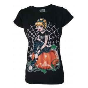 T-shirt Darkside - Cinders - Femme
