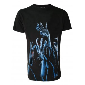 T-shirt Darkside - Zombie Hands