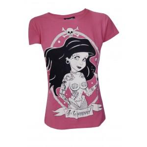 T-shirt Darkside - Mermaid - Femme