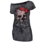 T-shirt Alchemy - Dark Love - Femme